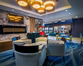 Holiday Inn & Suites Syracuse Airport - Liverpool - Liverpool - Lounge