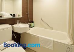 Hotel Vista Premio Kyoto Kawaramachi St. - Kyoto - Bathroom
