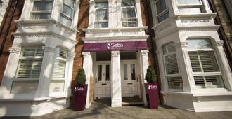 Saba Hotel London by Saba - London - Building