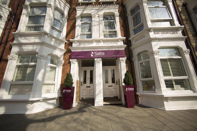 倫敦沙巴酒店 - 倫敦 - 倫敦 - 建築