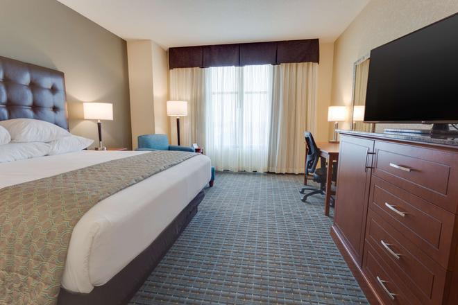 Drury Plaza Hotel St. Louis St. Charles - St. Charles - Bedroom