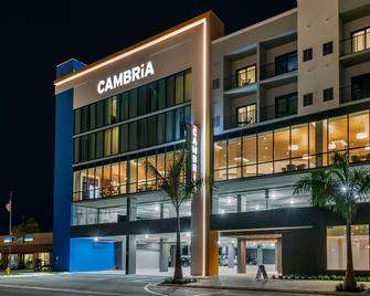 Cambria Hotel St Petersburg-Madeira Beach Marina - Madeira Beach - Building