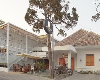 Adhisthana Hotel - Джок'якарта - Building