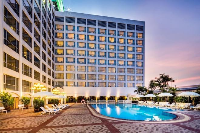 曼谷皇宮酒店 - 曼谷 - 曼谷 - 建築