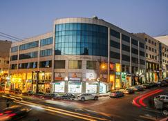 Ibiza Hotel Suites - Amman - Building