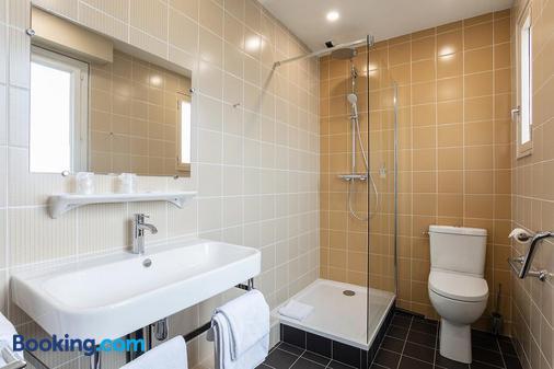 Grand Hotel de la Gare - Angers - Bathroom
