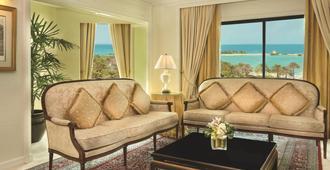 The Ritz-Carlton Bahrain - Manama - Living room
