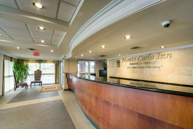 Monte Carlo Inn Oakville Suites - Oakville - Front desk