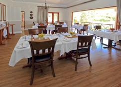 Montagu Vines Guest House - Montagu - Ravintola