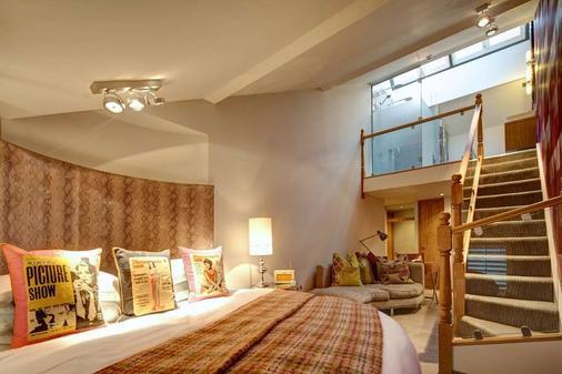 Oddfellows Chester - Chester - Bedroom