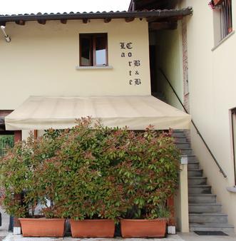 Bed & Breakfast La Corte - Bergamo - Näkymät ulkona
