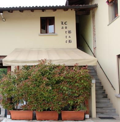 Bed & Breakfast La Corte - Bergamo - Outdoors view