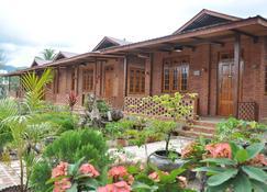 Trinity Family Inn - Nyaungshwe - Building