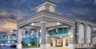 Super 8 by Wyndham Murfreesboro - Murfreesboro - Toà nhà