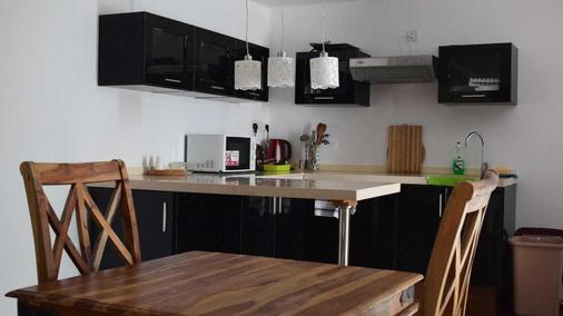 Roi Holiday Stay - Grand Baie - Kitchen