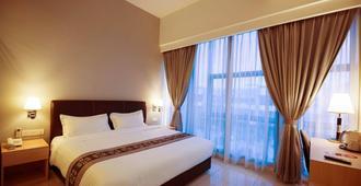 De Elements Business Hotel Kuala Lumpur - קואלה לומפור - חדר שינה