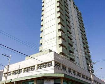 Center Flat - Hotel E Eventos - Piracicaba - Edificio