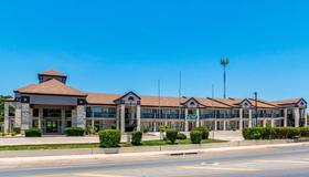Quality Inn I-10 East Near At&t Center - San Antonio - Bâtiment