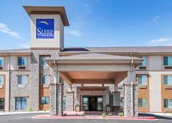 Sleep Inn & Suites - Carlsbad - Rakennus