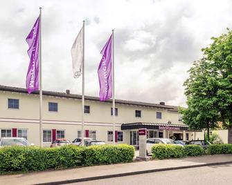 Mercure Hotel Ingolstadt - Ingolstadt - Gebouw