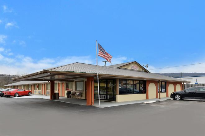 Americas Best Value Inn Dayton - Dayton - Building