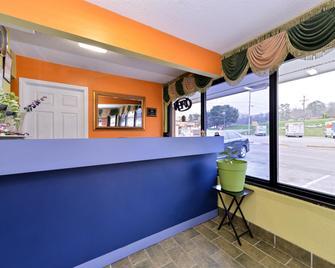 Americas Best Value Inn Dayton - Dayton - Рецепція