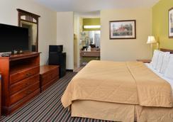 Americas Best Value Inn Dayton - Dayton - Bedroom