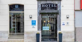 Atarazanas Malaga Boutique Hotel - Málaga - Building