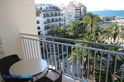 Hotel Tanit - Benidorm - Balcony