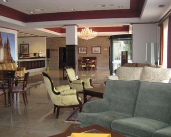 Hotel Santiago de León - Lleó - Vestíbul