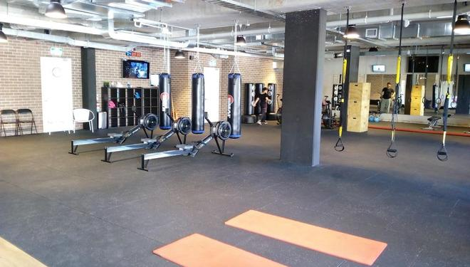 Veriu Camperdown - Sydney - Gym
