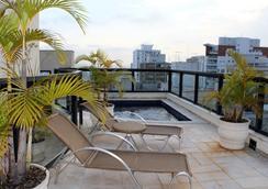 Transamerica Executive Bela Cintra - Sao Paulo - Pool