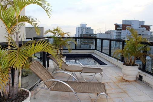 全美行政法提前通知酒店 - 聖保羅 - 聖保羅 - 游泳池