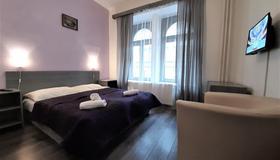 Hotel Olga - Praga - Camera da letto