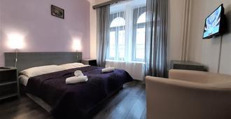 Hotel Olga - פראג - חדר שינה