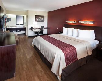 Red Roof Inn Plus+ Philadelphia Airport - Essington - Slaapkamer