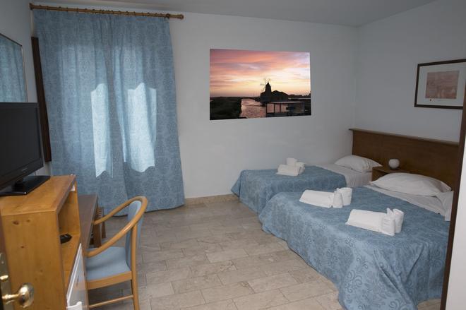 Hotel Isola Di Mozia - Marsala - Makuuhuone