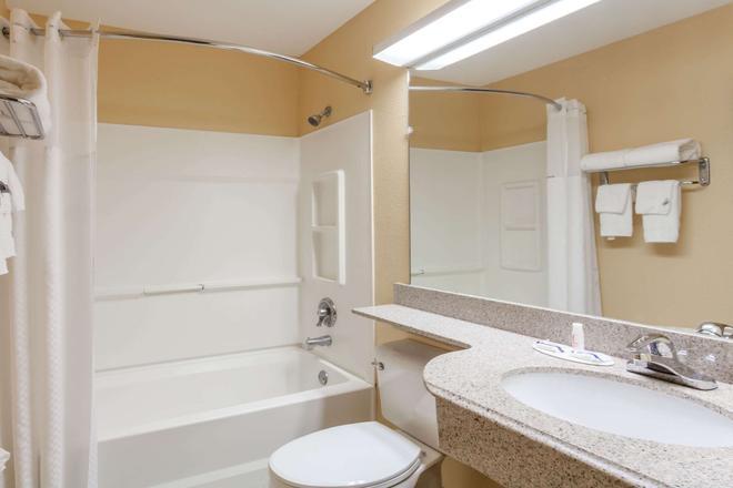 Microtel Inn & Suites by Wyndham Knoxville - Νόξβιλ - Μπάνιο