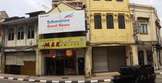 Submarine Guest House @ Chinatown - Hostel - Kuala Lumpur - Building