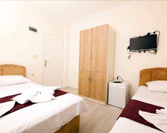 Istanbul Sahil Hotel - Akçay - Bedroom