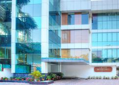 特雷布特萊斯特格蘭德巴本德拉艾萊飯店 - 高哈蒂 - 建築