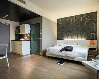 Harry's Home Zürich - Wallisellen - Спальня