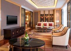 Sheraton Langfang Chaobai River Hotel - Langfang - Bedroom