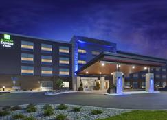 Holiday Inn Express & Suites Grand Rapids - Airport North - Grand Rapids - Bangunan