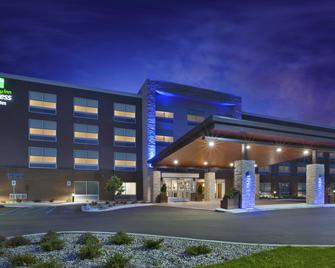 Holiday Inn Express & Suites Grand Rapids - Airport North - Grand Rapids - Gebäude