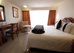 Mision Aguascalientes Zona Sur - Aguascalientes - Camera da letto