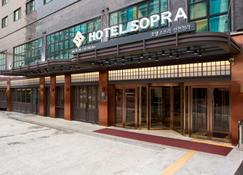 Hotel Sopra Incheon Cheongna - Incheon - Edifici