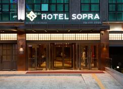 Hotel Sopra Incheon Cheongna - Incheon - Edifici