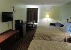 SureStay Plus Hotel by Best Western Chattanooga - Chattanooga - Bedroom