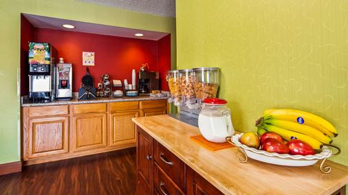 SureStay Plus Hotel by Best Western Chattanooga - Chattanooga - Buffet